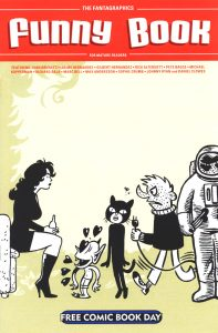FCBD 2005 2 197x300 The Fantagraphics Funny Book