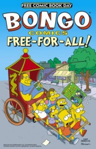 FCBD 2006 2 195x300 Bongo Comics Free For All
