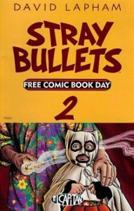 FCBD 26 191x300 Stray Bullets  FCBD [UNKNOWN] OS1