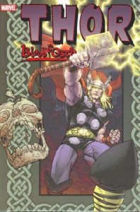HC 114 198x300 Thor  Blood Oath [Marvel] Mini 1