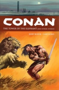 HC 14 197x300 Conan  The Tower Of The Elephant And Other Stories [Dark Horse] OS