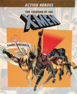HC 17 247x300 Creation Of The X Men [Marvel] OS1