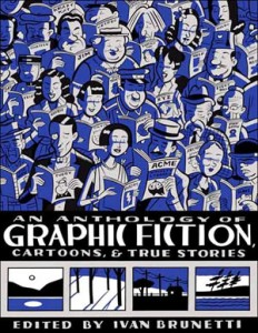 HC 4 232x300 Anthology Of Graphic Fiction Cartoons And True Stories [UNKNOWN] OS1