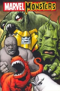 HC 65 200x300 Marvel Monsters  From The Files Of Ulysses Bloodstone [UNKNOWN] OS1