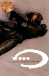 Preview 24 194x300 Halo  Graphic Novel [UNKNOWN] OS1