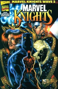 Preview 30 195x300 Marvel Knights  Wave 2 [Wizard] OS1