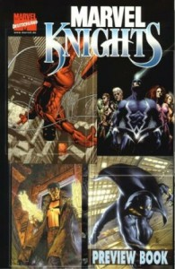 Preview 31 195x300 Marvel Knights [Marvel Knights] V1