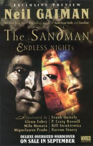 Preview 43 192x300 Sandman  Endless Nights [DC Vertigo] OS1