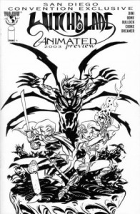 Preview 68 196x300 Witchblade  Animated [Image Top Cow] OS1