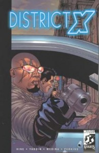 TPB 01 20 194x300 District X [Marvel Knights] V1