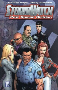 TPB 01 84 192x300 Stormwatch  Post Human Division [Wildstorm] V1