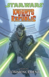 TPB 01 Commencement 193x300 Star Wars  Knights Of The Old Republic [Dark Horse] V1
