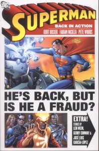 TPB 1003 197x300 Superman  Back In Action [DC] OS1