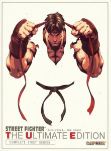 TPB 1008 221x300 Street Fighter: The Ultimate Edition: Complete First Series