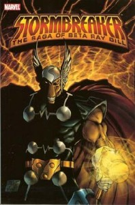 TPB 1017 198x300 Stormbreaker  Saga Of Beta Ray Bill [Marvel] Mini 1