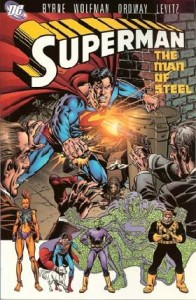 TPB 1036 196x300 Superman  The Man Of Steel [DC] OS2