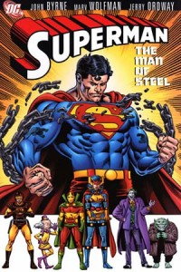 TPB 1060 200x300 Superman  The Man Of Steel [DC] OS3