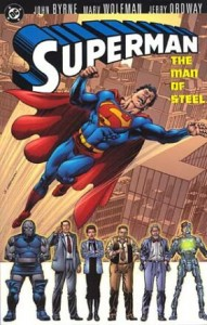 TPB 1066 191x300 Superman  The Man Of Steel [DC] OS1