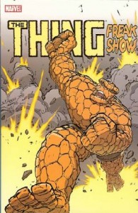 TPB 1078 195x300 Thing, The  Freakshow [Marvel] OS1