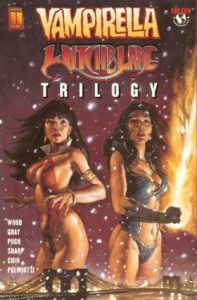 TPB 1134 197x300 Vampirella  Witchblade  Trilogy [Harris  Top Cow] OS1
