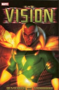 TPB 1145 196x300 Vision  Yesterday And Tomorrow [Marvel] OS1