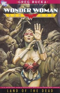 TPB 1184 194x300 Wonder Woman  Land Of The Dead [DC] OS1