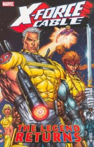 TPB 1199 192x300 X Force And Cable  The Legend Returns [Marvel] OS1