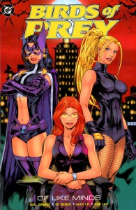 TPB 147 195x300 Birds Of Prey  Of Like Minds [DC] OS1