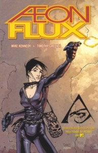TPB 15 194x300 Aeon Flux [Dark Horse] Mini 1