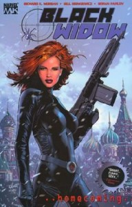 TPB 162 192x300 Blank Widow  Homecomeing [Marvel Knights] OS1