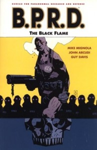 TPB 165 193x300 Bprd  The Black Flame [Dark Horse] Mini 1