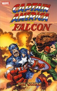 TPB 171 191x300 Captain American  And The Falcon  The Swine [Marvel] OS1