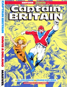 TPB 175 229x300 Captain Britain  Before Excaliber [Marvel] OS1