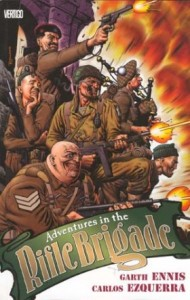 TPB 18 190x300 Adventures In The Rifle Brigade [DC Vertigo] Mini 1