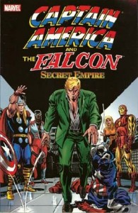 TPB 187 195x300 Captain America  And The Falcon  Secret Empire [Marvel] OS1