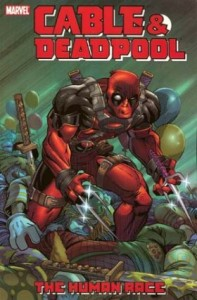 TPB 190 197x300 Cable And Deadpool  The Human Race [Marvel] OS1
