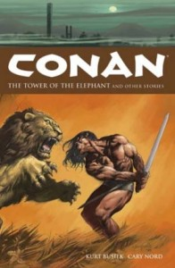 TPB 206 196x300 Conan  The Tower Of The Elephant And Other Stories [Dark Horse] OS
