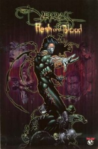 TPB 238 197x300 Darkness  Flesh And Blood [Image Top Cow] OS1