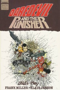 TPB 241 199x300 Daredevil  And the Punisher  Childs Play [Marvel] OS1
