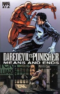 TPB 251 194x300 Daredevil  Vs Punisher  Means And Ends [Marvel Knights] Mini 1