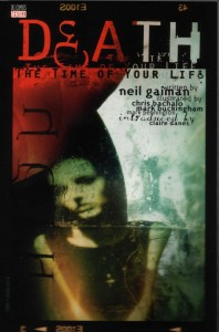 TPB 281 198x300 Death  The Time Of Your Life [DC Vertigo] Mini 1