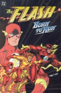 TPB 343 195x300 Flash  Born To Run [DC] OS1