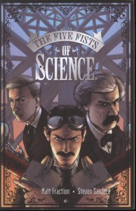 TPB 350 194x300 Five Fists Of Science [UNKNOWN] OS1
