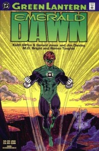 TPB 401 198x300 Green Lantern  Emerald Dawn 1 [DC] Mini1