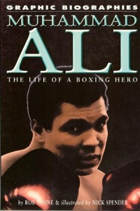 TPB 403 200x300 Graphic Biographies  Muhammad Ali The Life Of A Boxing Hero [UNKNOWN] OS1