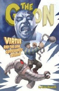 TPB 417 194x300 Goon, The  Virtue And The Grim Consequences Thereof [Dark Horse] OS1