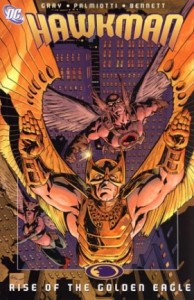 TPB 446 194x300 Hawkman  Rise Of The Golden Eagle [DC] OS1