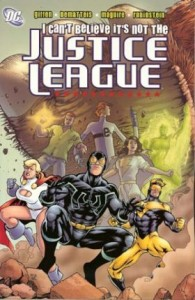 TPB 479 195x300 I Cant Believe Its Not The Justice League [DC] Mini 1