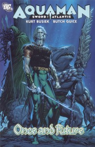 TPB 49 195x300 Aquaman  Sword Of Atlantis  Once And Future [DC] OS1