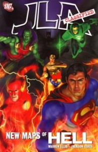 TPB 496 195x300 Jla  Classified  New Maps Of Hell [DC] OS1